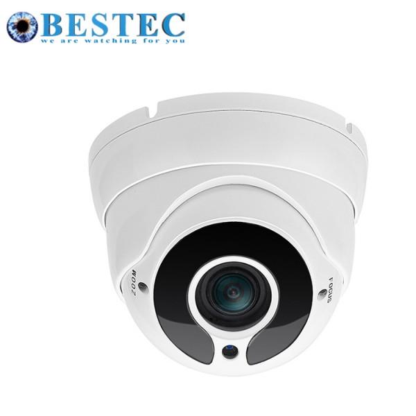 H.265 intelligente IP-Dome Model:SMT-NRBA-500