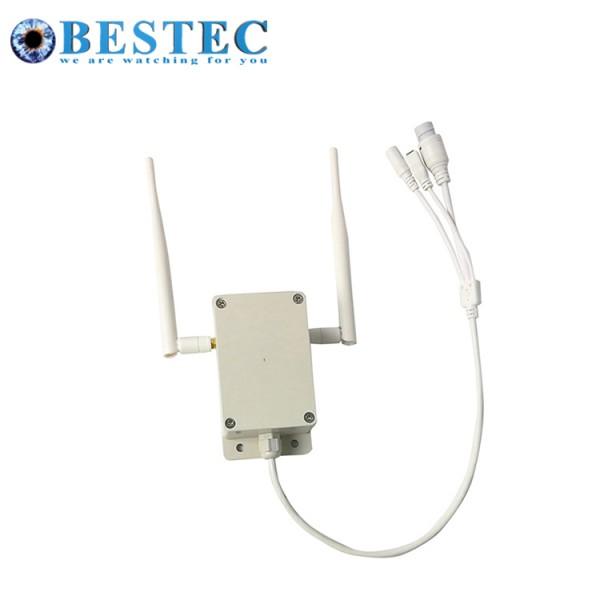 Industrieller 4G-Router Model: SMT-WL10G4