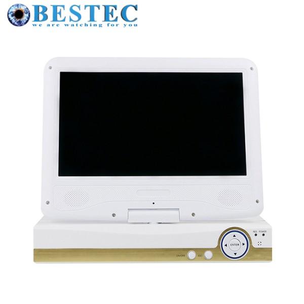 8CH WIFI LCD NVR-Kit