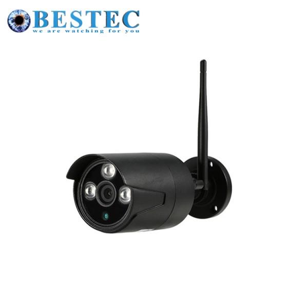 4-Kanal-WIFI-NVR-Kamera-Kit Model: SMT-NB0401-B